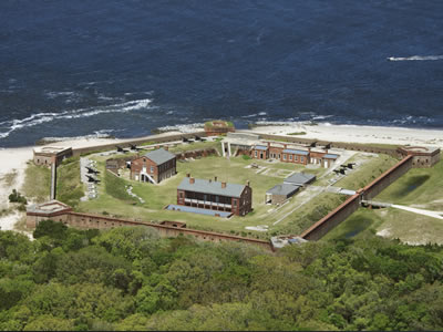 Fort Clinch Amelia Island