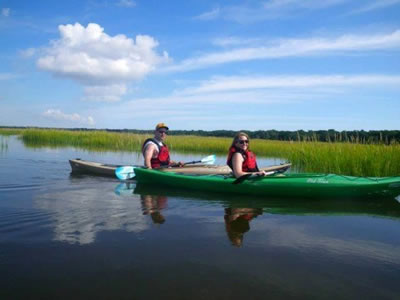 Amelia Island Kayaking and Canoeing